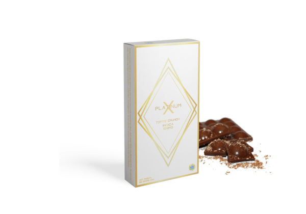 PlatinumX THC Chocolate Bars (Assorted Flavours - 500mg/1000mg of THC)
